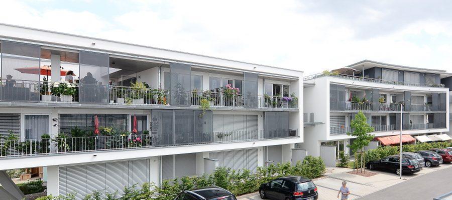 Tag der architektur und mieterfest baugesellschaft oberkirch - Architekt oberkirch ...